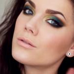 A maquiagem de Linda Hellberg no Pinterest!