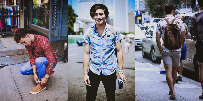 moda-masculina-floral-print-para-homens7
