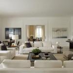 Para se inspirar: decoração para sala de estar!