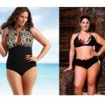 Modelo de biquini ideal para cada tipo de corpo!