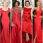 Red carpet: Golden Globe Awards 2015!