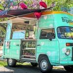 Para se inspirar: na onda do food truck!!!!