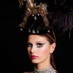 Mais um post sobre maquiagem de carnaval!