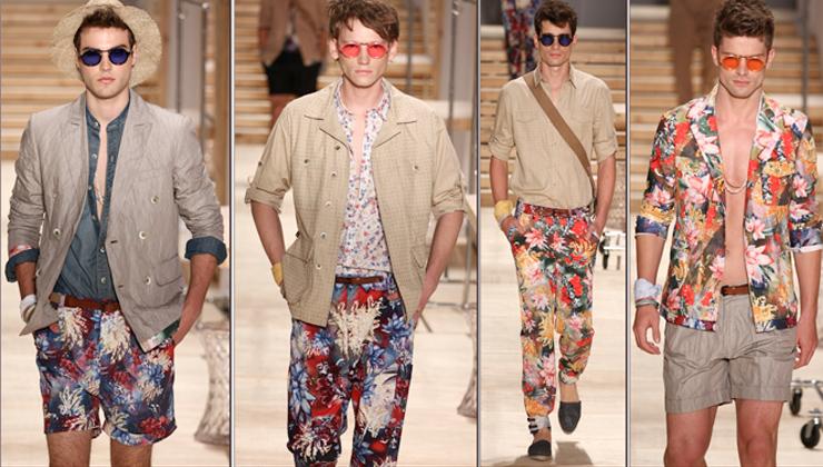 moda-masculina-floral-print-para-homens 15