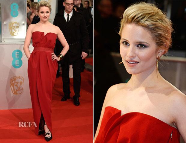 red-carpet-Dianna-Agron-In-Lanvin-2015-BAFTAs