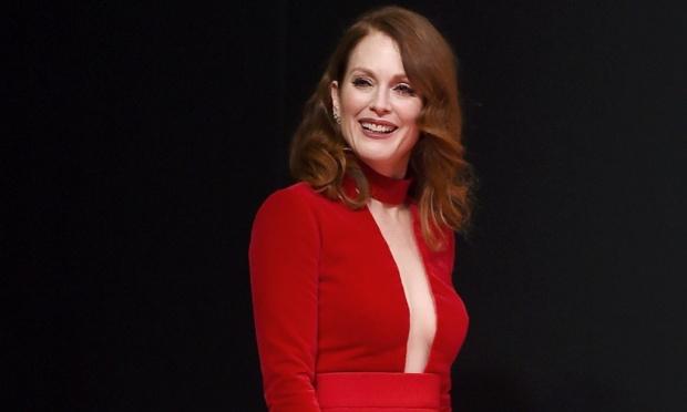 red-carpet-bafta-awards-2015-Juliane-Moore 2