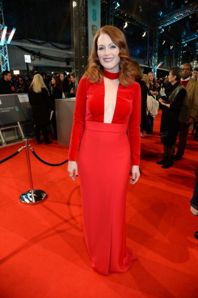 red-carpet-bafta-awards-2015-Juliane-Moore