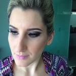 Maquiagem noiva: as maquiagens de Sara.