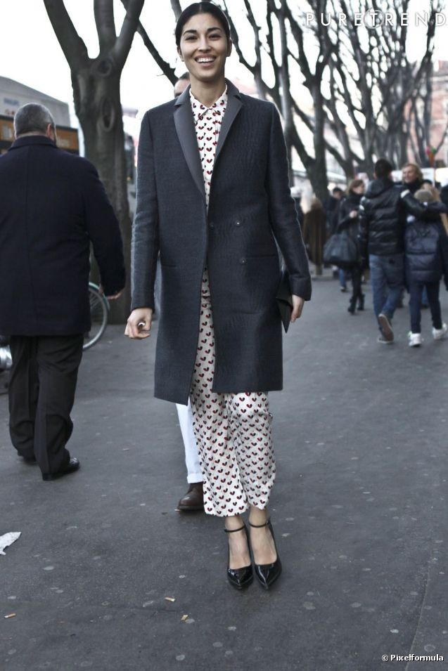 como-usar-pijama-na-moda-de-rua-street-style 2