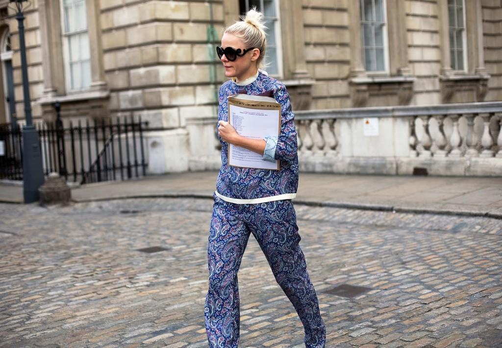 como-usar-pijama-na-moda-de-rua-street-style 5
