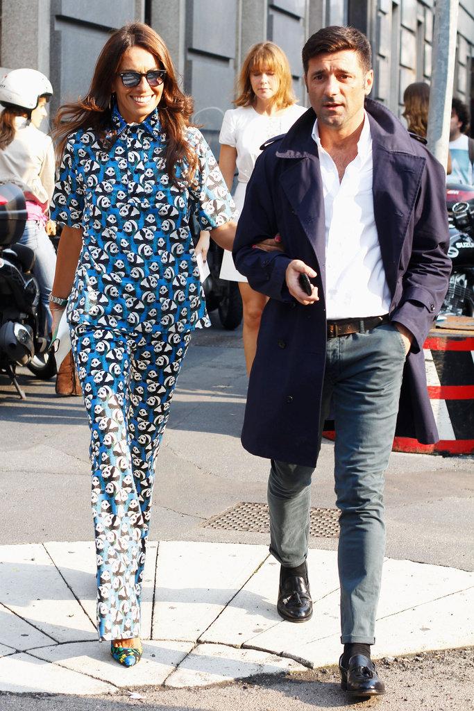 como-usar-pijama-na-moda-de-rua-street-style 7