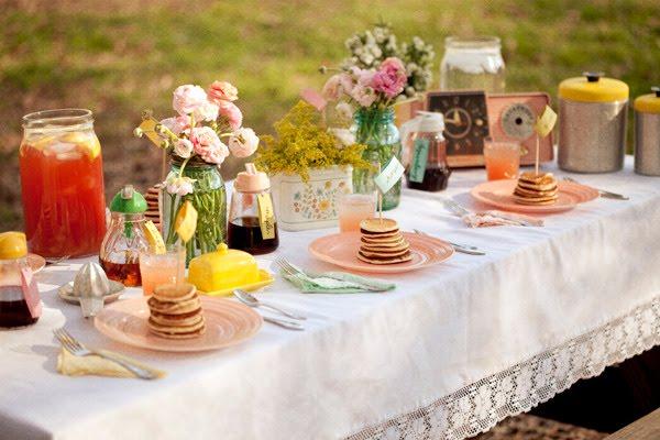 decoração-mesa-café-da-manhã