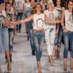 Desfile Colcci despedida de Gisele Bündchen das passarelas de fashion week!