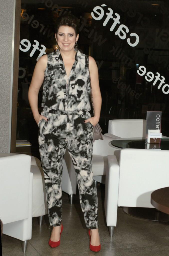 Alessandra maquiagem online look 1