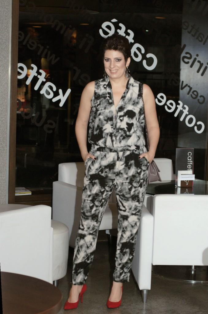 Alessandra maquiagem online look 2