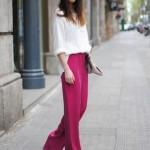 Calças que amamos: calça pantalona!