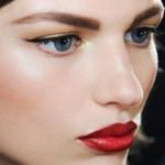 Dicas de maquiagem profissional: batom vermelho verão/16!