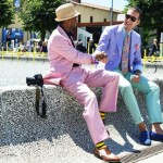 Moda masculina: rosa para os meninos!