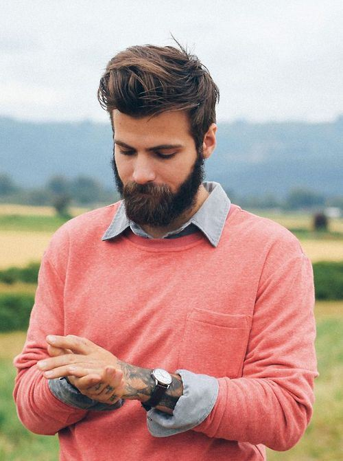 moda-masculina-rosa-para-homens 3