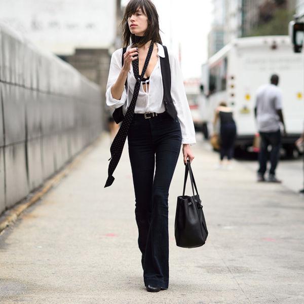 trend_alert_skinny_scarf_NYFW-flared-rocker-street-style