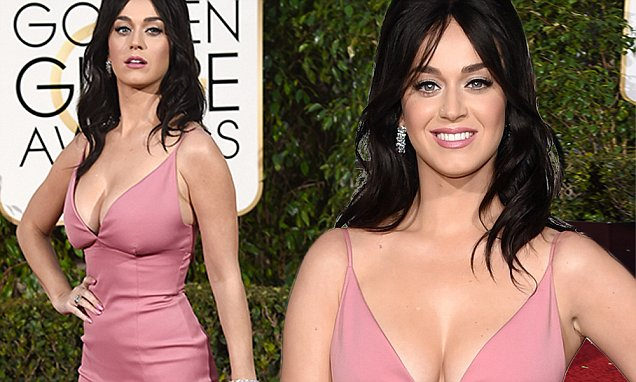 Mandatory Credit: Photo by Buckner/Variety/REX/Shutterstock (5528316cy) Katy Perry 73rd Annual Golden Globe Awards, Arrivals, Los Angeles, America - 10 Jan 2016