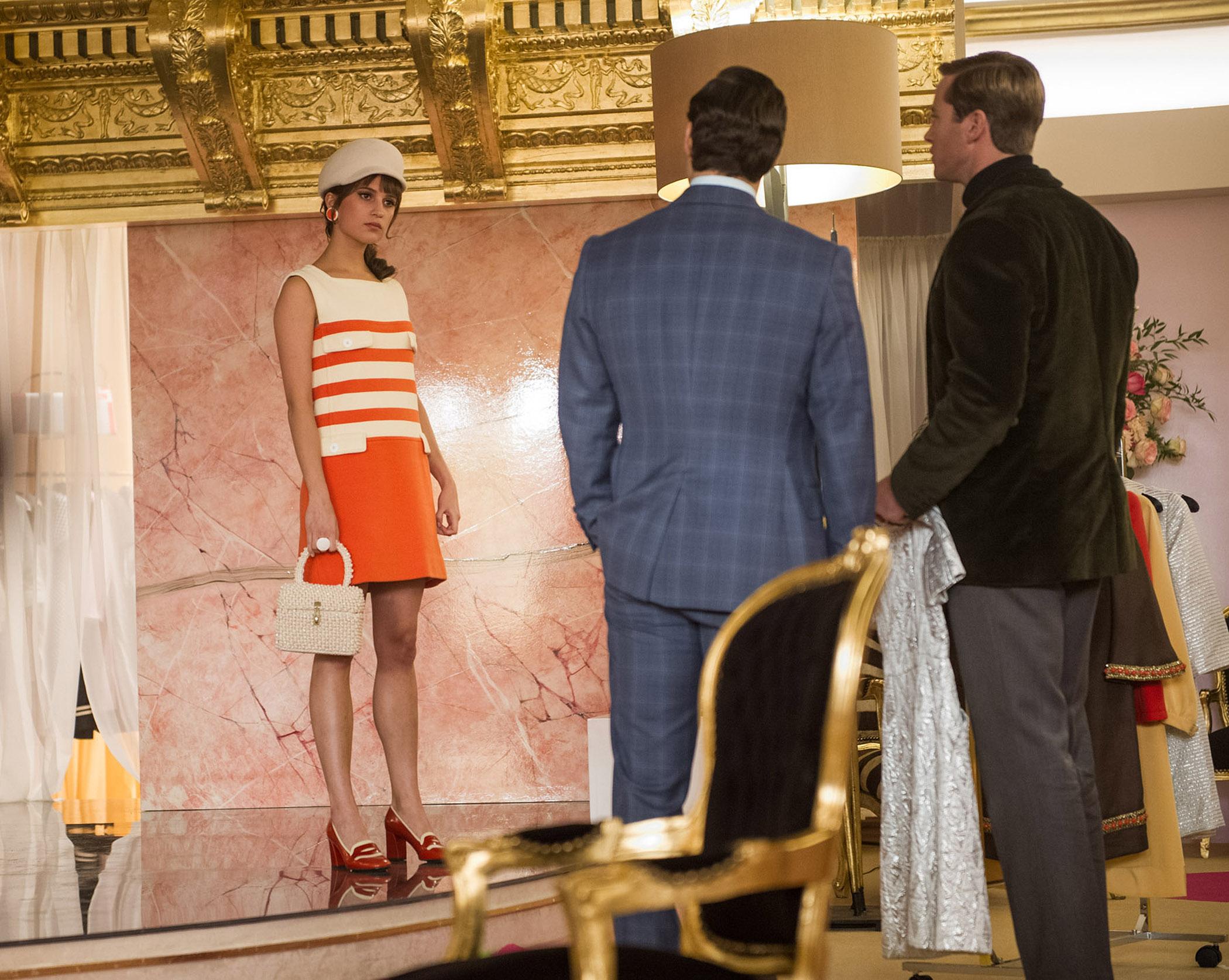 Moda: O Figurino Retrô Do Filme O AGENTE DA UNCLE