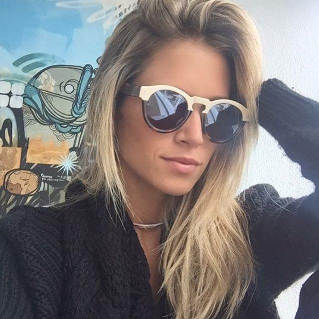 9ef6328ddf1b4 Trend alert  óculos de sol bicolores! - Alessandra Faria Fashion ...