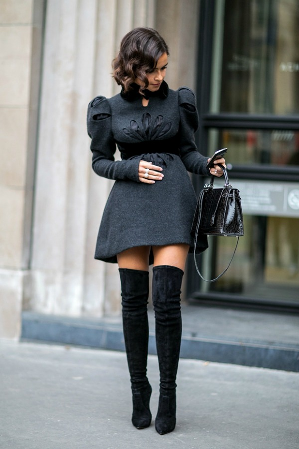 high_knee_boots_trend_alert_street_style_botas_over_the_knee_cuissards 2