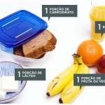 Alimentação saudável: merenda escolar!