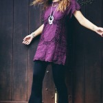 Trend alert: flare com saia sobreposta ou túnica!