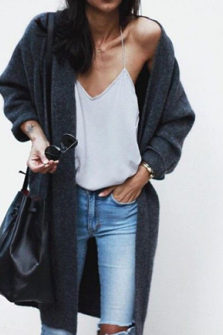 destroyed_jeans_5_formas_de_usar_jeans_destroyed_no_inverno_com_maxi_cardigan 4