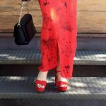 Red dress Lume para look do dia!