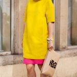 Pantone Colors 17: primrose yellow!