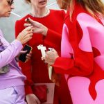 Red and pink street style trends!