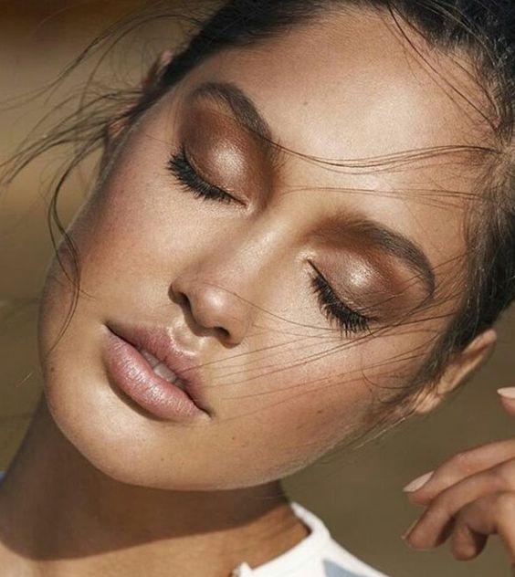 make fresh tendência em maquiagem para meia estação por Alessandra Faria