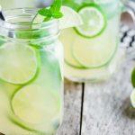 Água com limão e seus benefícios à saúde!