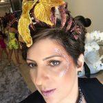 Como retirar a maquiagem de carnaval 2019 corretamente!