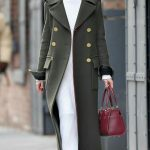 Maxi casaco alerta de tendência inverno 19!