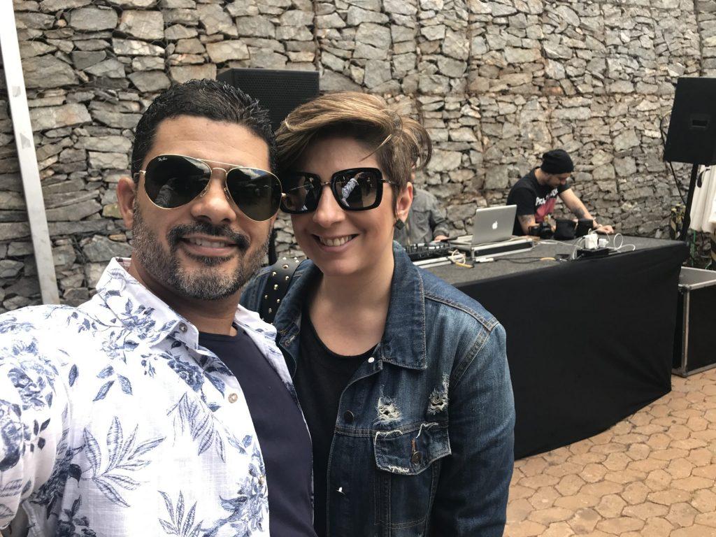 Alessandra Faria e Renato Festival +Brasa por Clube Meat e Wäls Cervejaria