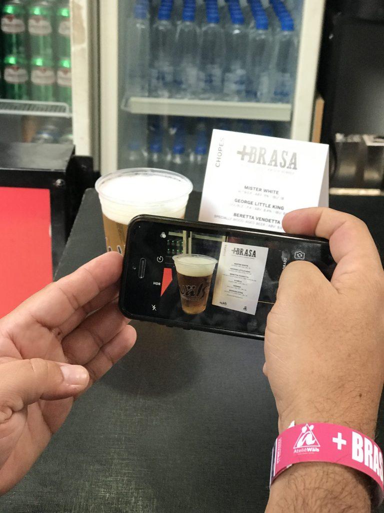 Open Bar Festival Mais Brasa por Clube Meat e Wäls Cervejaria por Alessandra Faria
