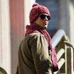 Cachecol e touca para homens: moda masculina!