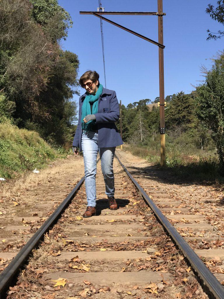 look adequado para trilha de montanha de dificuldade baixa por Alessandra Faria