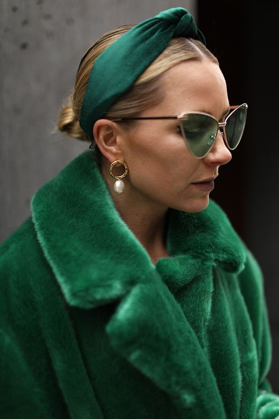 Tiara em forma de turbante, tendência inverno 19 por Alessandra Faria