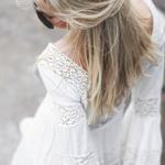 Vestido branco solto: tendência verão 2020!