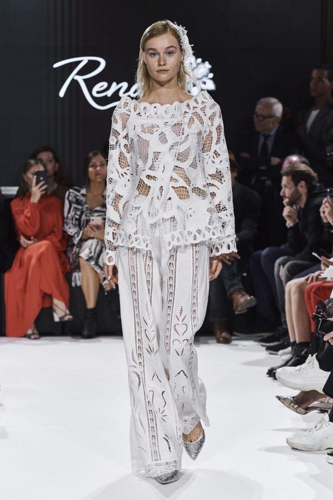 Milão Fashion Week tem presença de marca brasileira Rendá, por Alessandra Faria