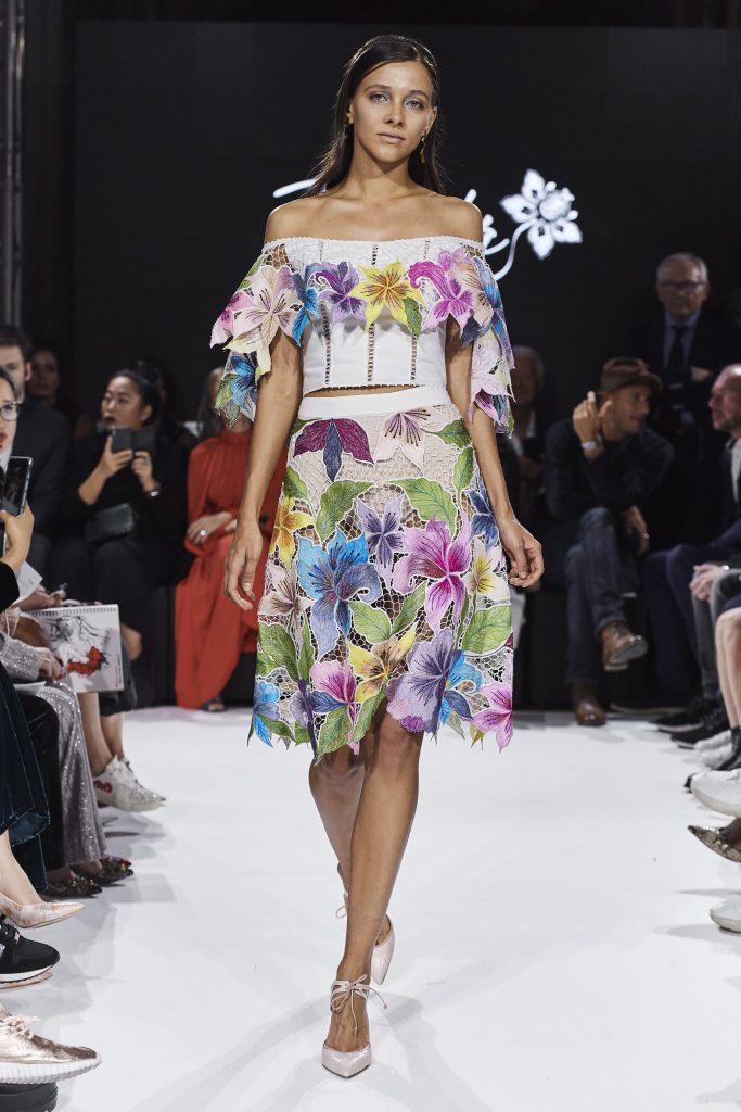 Rendá, mara nordestina, apresenta coleção verão 2020 na Semana de Moda de Milão, por Alessandra Faria