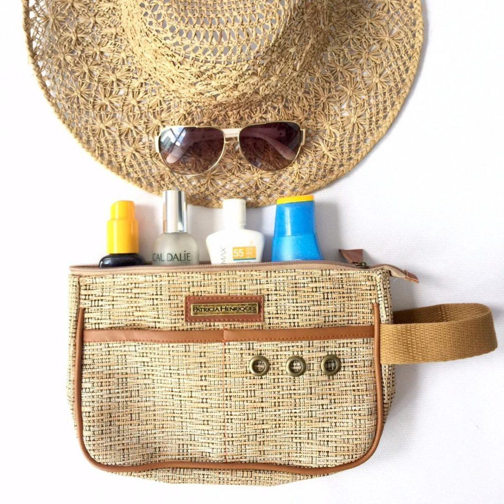 Necessaire de praia, o que levar para uma viagem de 6 dias para Trancoso por Alessandra Faria