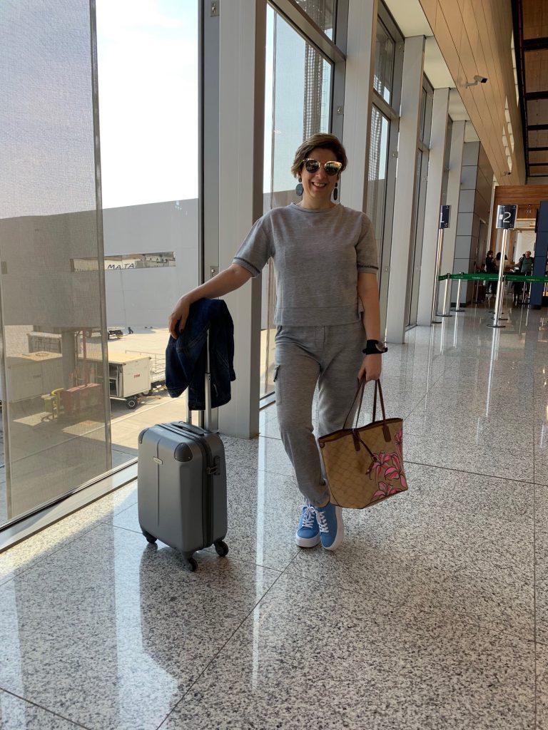Aerolook deve aliar minimalismo, conforto e estilo, por Alessandra Faria