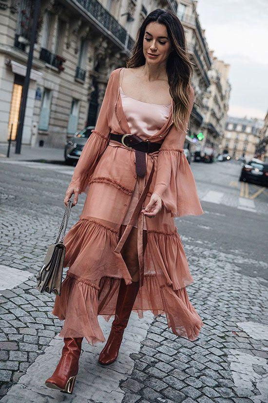 Vestido de tule verão 2020 para se inspirar