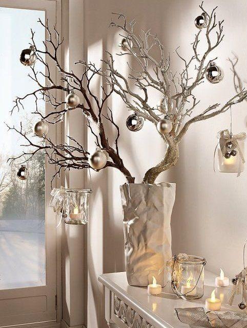 Decoração de natal 2019 fácil e barata por Alessandra Faria